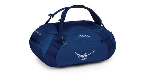 Osprey Transporter 40 Rejsetaske blå